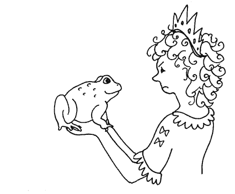 Princess Fifi's Frog by Emma Laybourn: a Custard Castle