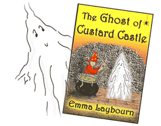 The cover of the ebook: The Ghost of Custard Castle